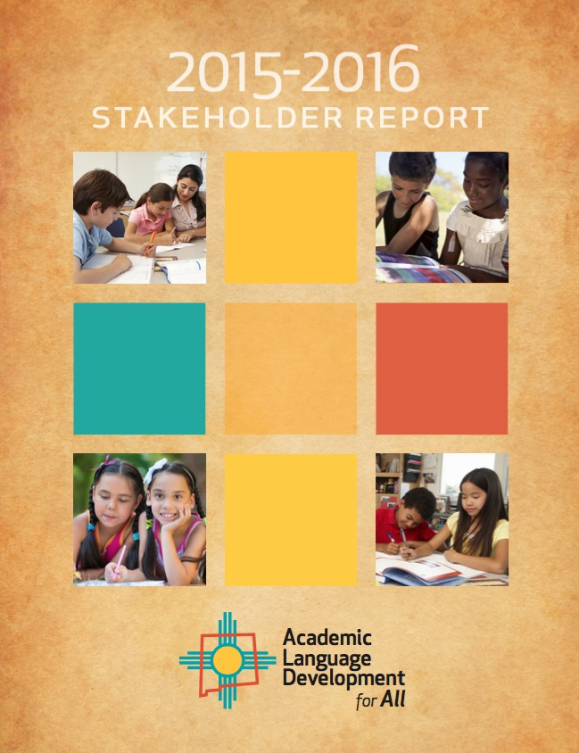 Stakeholder Report Cover